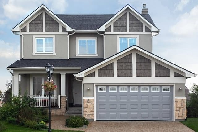 garage door repair solutions in The Woodlands, Texas