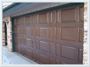 garage door install The Woodlands