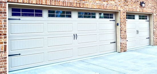 Garage Door Repair The Woodlands TX - Porte garage double