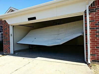 garage door repair the woodlands, texas